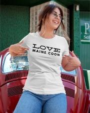 love maine coon Ladies T-Shirt apparel-ladies-t-shirt-lifestyle-01