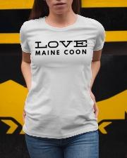 love maine coon Ladies T-Shirt apparel-ladies-t-shirt-lifestyle-04