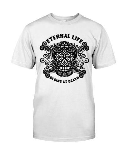 Eternal Life Becins At Death