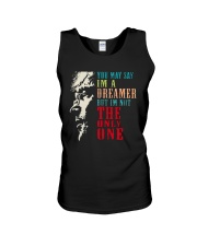 You may say Im A Dreamer But Im not the only one Unisex Tank thumbnail