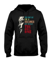 You may say Im A Dreamer But Im not the only one Hooded Sweatshirt thumbnail