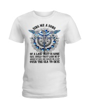 Womens Sing Me A Song Of A Lass That Is Gone Ladies T-Shirt thumbnail