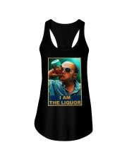 I am the Liquor T-Shirt Ladies Flowy Tank thumbnail