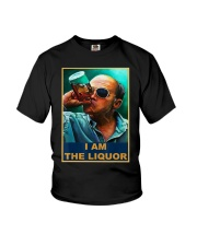 I am the Liquor T-Shirt Youth T-Shirt thumbnail