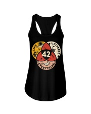 42 Answer to Life Universe and Everything T-Shirt Ladies Flowy Tank thumbnail