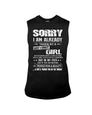 Sorry I Am Already Taken By A Sexy And Crazy Girl Sleeveless Tee thumbnail