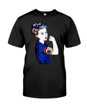 Womens Joe Biden Shirt Women Unbreakable Biden Classic T-Shirt tile