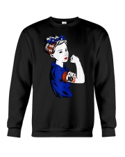 Womens Joe Biden Shirt Women Unbreakable Biden Crewneck Sweatshirt thumbnail