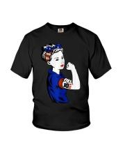 Womens Joe Biden Shirt Women Unbreakable Biden Youth T-Shirt thumbnail