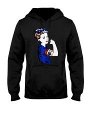 Womens Joe Biden Shirt Women Unbreakable Biden Hooded Sweatshirt front