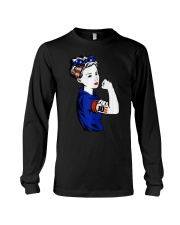 Womens Joe Biden Shirt Women Unbreakable Biden Long Sleeve Tee tile