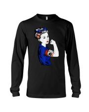 Womens Joe Biden Shirt Women Unbreakable Biden Long Sleeve Tee thumbnail