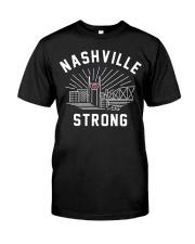 Nashville strong T-Shirt Classic T-Shirt thumbnail