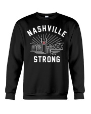 Nashville strong T-Shirt Crewneck Sweatshirt thumbnail