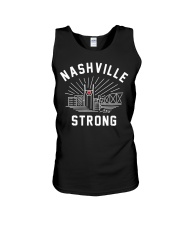 Nashville strong T-Shirt Unisex Tank thumbnail