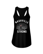 Nashville strong T-Shirt Ladies Flowy Tank thumbnail
