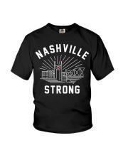 Nashville strong T-Shirt Youth T-Shirt thumbnail