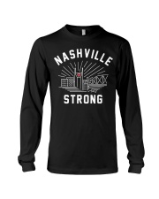 Nashville strong T-Shirt Long Sleeve Tee thumbnail