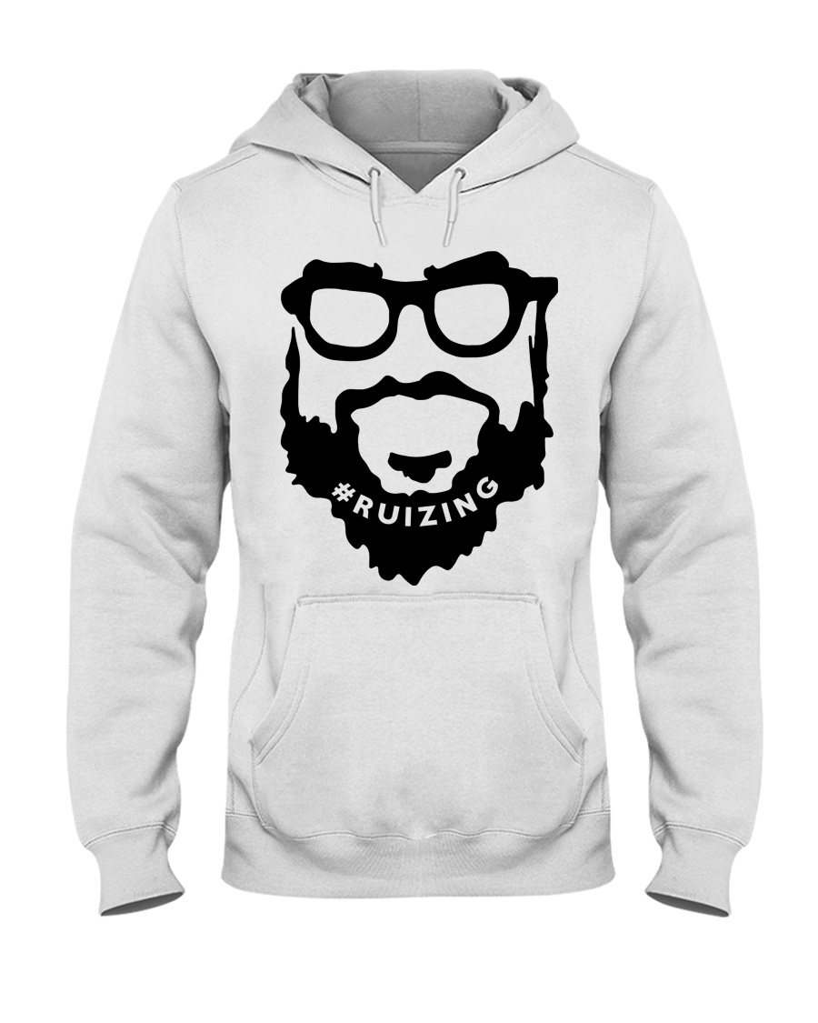 Carl Ruiz T-Shirt Hooded Sweatshirt