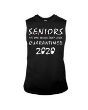 Seniors The One Where They Were Quarantined 2020 Sleeveless Tee thumbnail