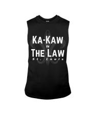 BattleHawks Football St Louis XFL Ka-Kaw is Law Sleeveless Tee thumbnail