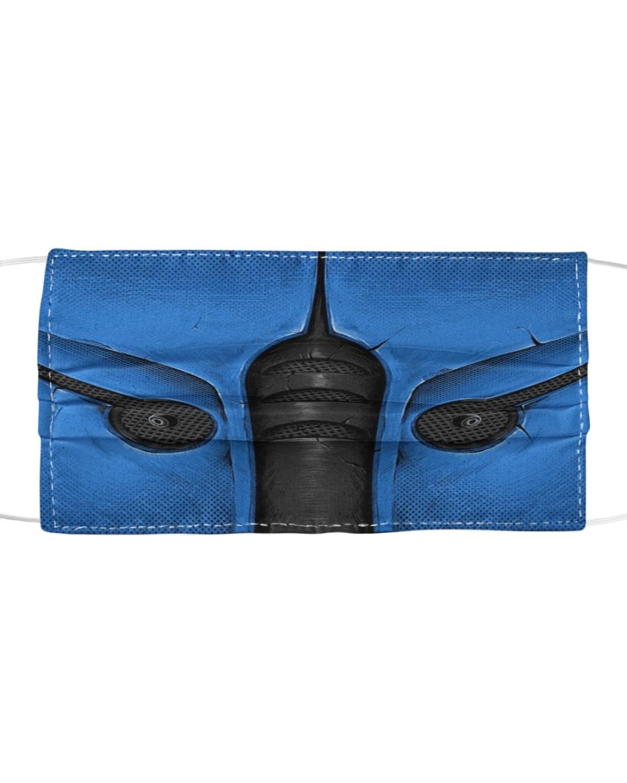 Mortal Kombat Sub Zero Face Mask Mask