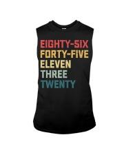 Eighty-Six Forty-Five Eleven Three Twenty Vintage Sleeveless Tee thumbnail