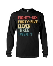 Eighty-Six Forty-Five Eleven Three Twenty Vintage Long Sleeve Tee thumbnail