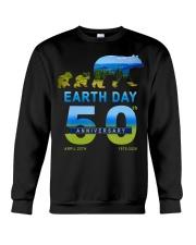 Earth Day 50th Anniversary 2020 Bear T-Shirt Crewneck Sweatshirt thumbnail