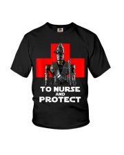 To Nurse and Protect T-Shirt Youth T-Shirt thumbnail