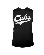 Cubs Vintage Wildlife Script T-Shirt Sleeveless Tee thumbnail