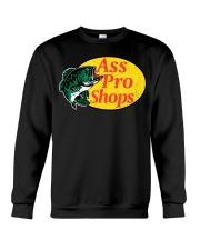 Ass Pro Shop Parody Funny Sarcastic Hilariou Crewneck Sweatshirt thumbnail
