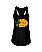 Ass Pro Shop Parody Funny Sarcastic Hilariou Ladies Flowy Tank thumbnail