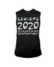Class Of 2020 Graduation Senior Funny Sleeveless Tee thumbnail