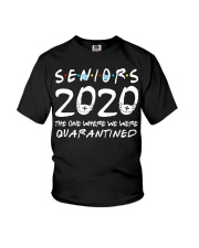 Class Of 2020 Graduation Senior Funny Youth T-Shirt tile