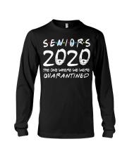 Class Of 2020 Graduation Senior Funny Long Sleeve Tee thumbnail