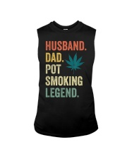 Weed Dad Shirt Stoner Gifts Husband T-Shirt  Sleeveless Tee thumbnail