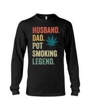 Weed Dad Shirt Stoner Gifts Husband T-Shirt  Long Sleeve Tee thumbnail