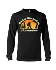 Social Distancing Champion Vintage Sasquatch Long Sleeve Tee thumbnail