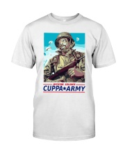 Cuppa Army T-shirt Official Premium Fit Mens Tee thumbnail