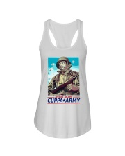 Cuppa Army T-shirt Official Ladies Flowy Tank thumbnail
