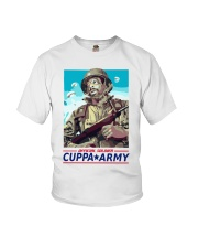 Cuppa Army T-shirt Official Youth T-Shirt thumbnail