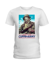 Cuppa Army T-shirt Official Ladies T-Shirt thumbnail