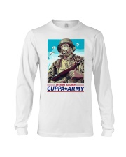 Cuppa Army T-shirt Official Long Sleeve Tee thumbnail