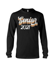 Senior Class Of 2021 Shirt Graduation Gift School Long Sleeve Tee tile