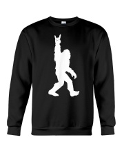 Bigfoot Rock and Roll Tshirt for Sasquatch Crewneck Sweatshirt thumbnail