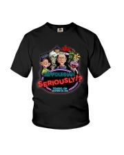 Jeff Dunham Toledo OH T-Shirt Youth T-Shirt thumbnail