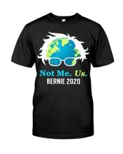 Bernie Sanders 2020 Me Not Us Bernie President Premium Fit Mens Tee thumbnail