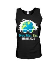 Bernie Sanders 2020 Me Not Us Bernie President Unisex Tank thumbnail