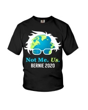 Bernie Sanders 2020 Me Not Us Bernie President Youth T-Shirt thumbnail